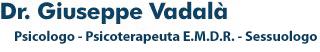 Dr. Giuseppe Vadalà - Psicologo psicoterapeuta P.I. 01152100473